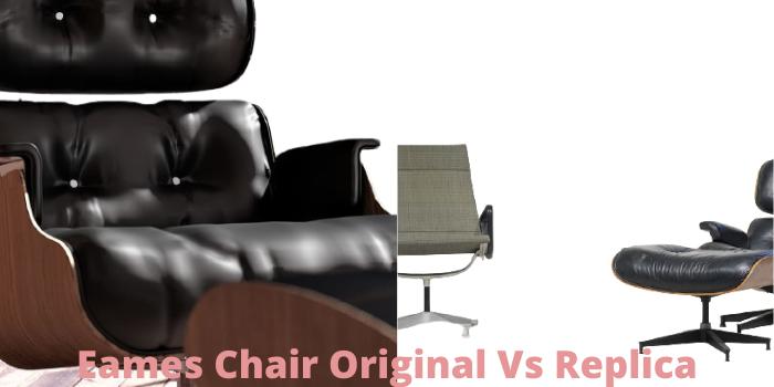 Eames Chair Original Vs Replica